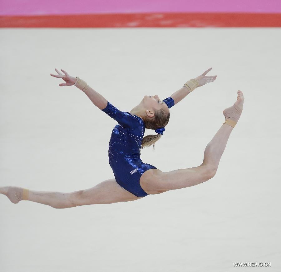 floor gymnastics olympics. Gymnastics Floor Olympics O
