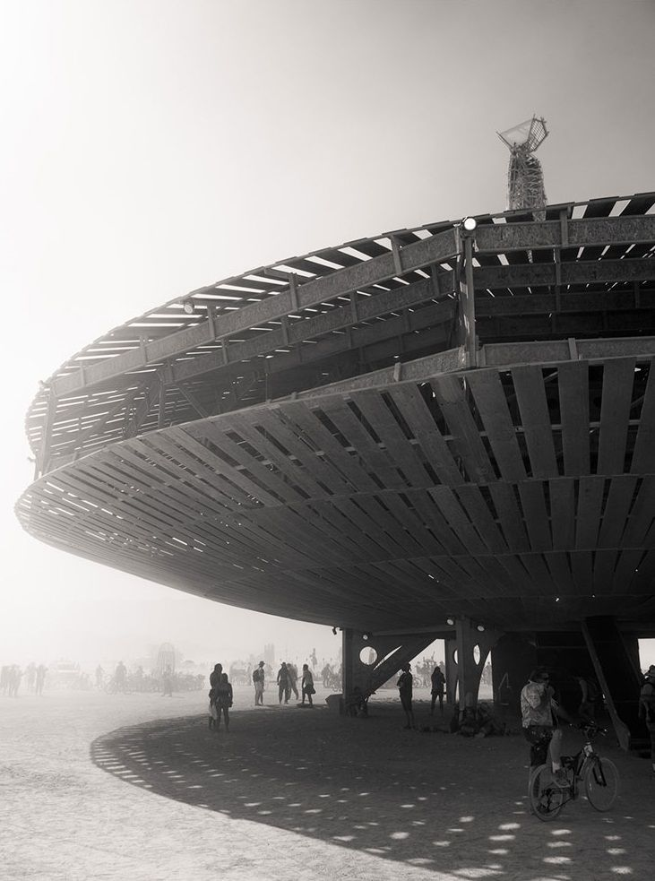 Burning Man Structures, photo: Mark Probst