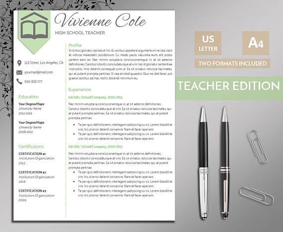 Teacher Resume Template Teacher Resume Cover Letter  Pin what you - resume for nursing school