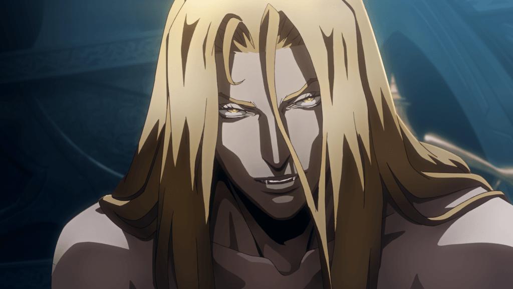 Castlevania Netflix Series Image 10 Anime, Alucard