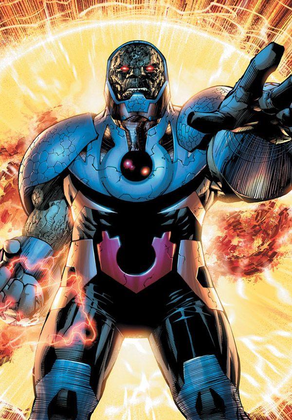 News Entertainment Music Movies Celebrity Darkseid Justice League Villain Dc Comics