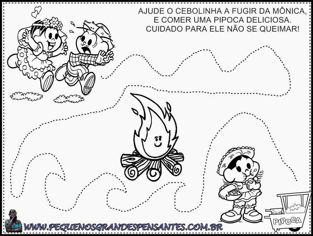 Atividades Ineditas Para Festas Juninas Educacao Infantil