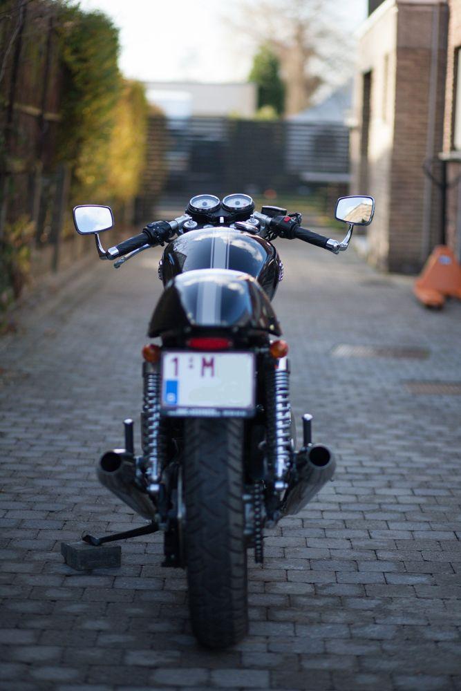 DennisVR's Thruxton - Triumph Forum: Triumph Rat Motorcycle Forums