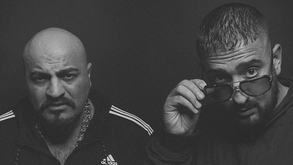 Haftbefehl Und Xatar Als Coup Im Interview Zu Ihrem Album Der Holland Job Wir Sind Kunstler Rapper Haftbefehl Und Rap