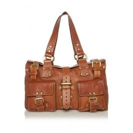 b89ae0d389d0 Mulberry Roxanne Leather Shoulder Bag