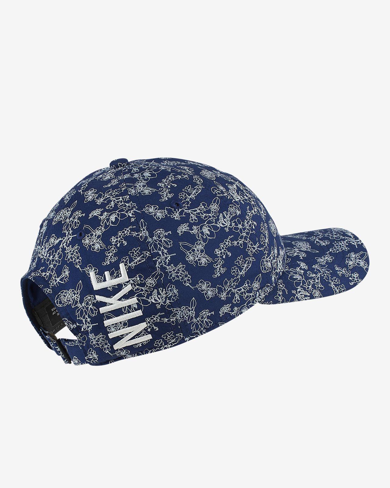 Nike AeroBill Classic99 Printed Golf Hat. Golf