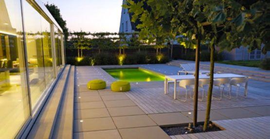 Revêtements pour terrasses et top tendances Dalle de beton