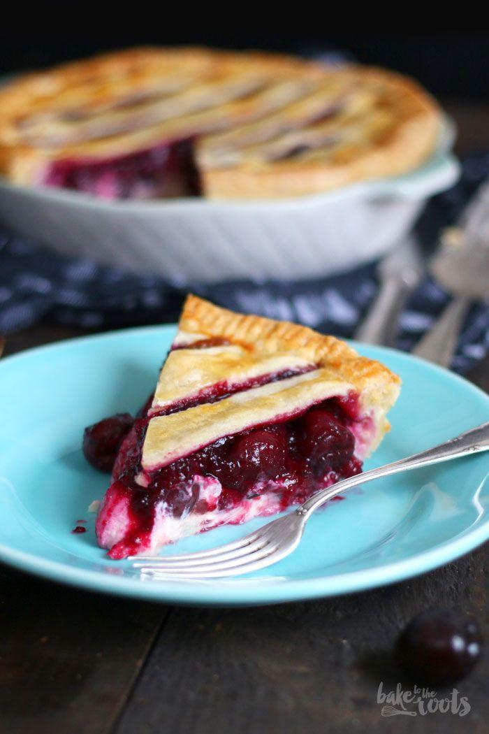 Cherry Cheesecake Pie Rezept Baking And Sweets Recetas Dulces