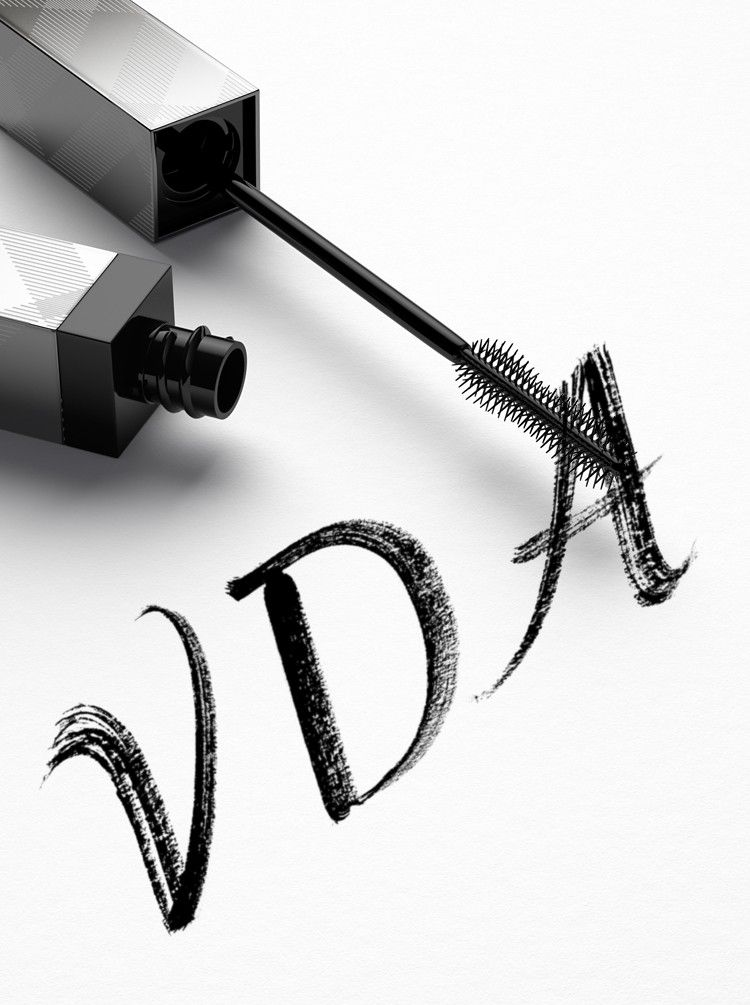 A personalised pin for VDA. Written in New Burberry Cat Lashes Mascara, the new eye-opening volume mascara that creates a cat-eye effect. Sign up now to get your own personalised Pinterest board with beauty tips, tricks and inspiration.