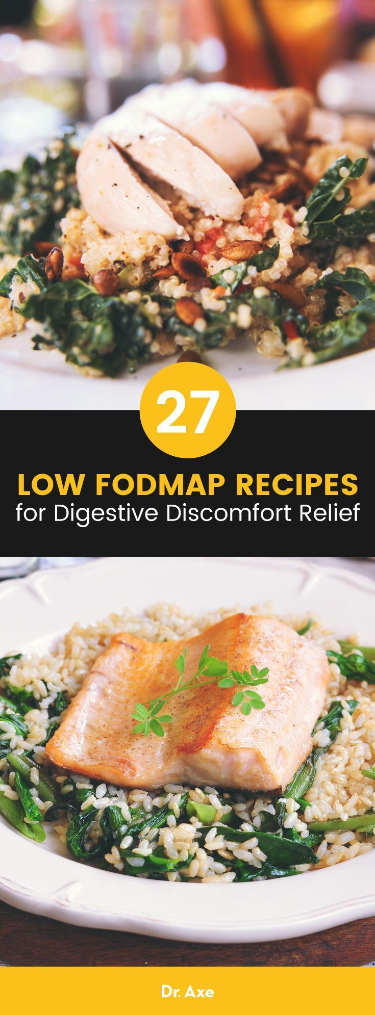 27 Low Fodmap Recipes For Digestive Discomfort Relief