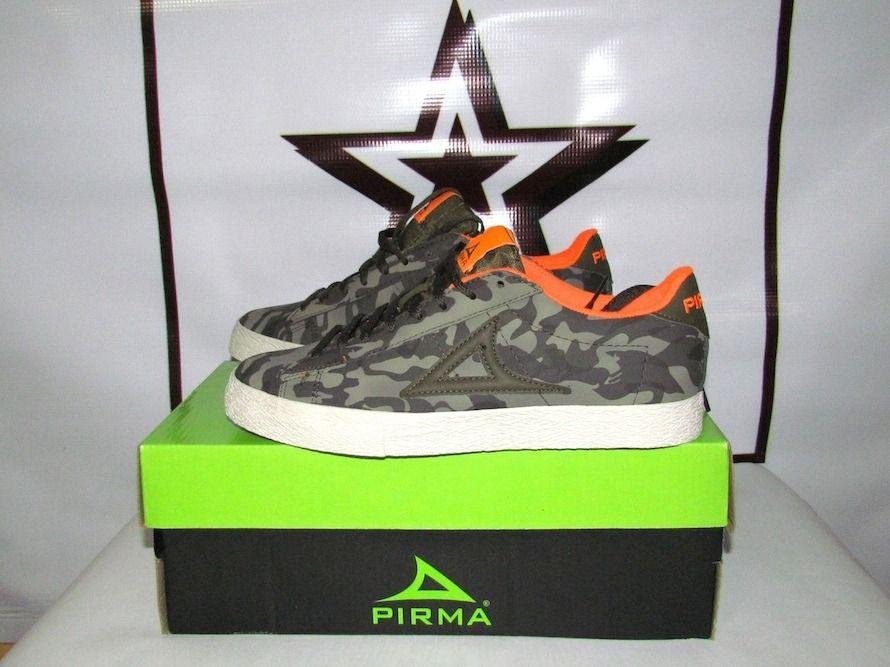 bcb12d7bd8c6d Camou sneakers Tenis Pirma