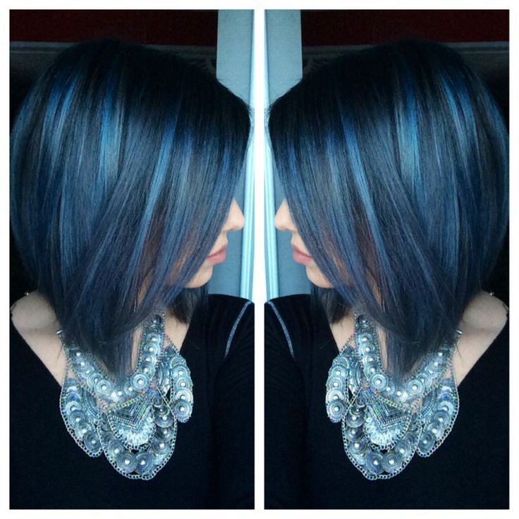 Pin By Becinthewild On Lovely Hair Silver Blue Hair