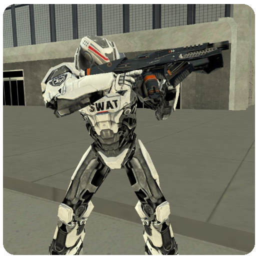 Fly Robot Swat v1.2 Mod Apk (With images) Swat, Law and
