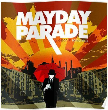 Mayday Parade Poster By American Psyhco Products Pinterest