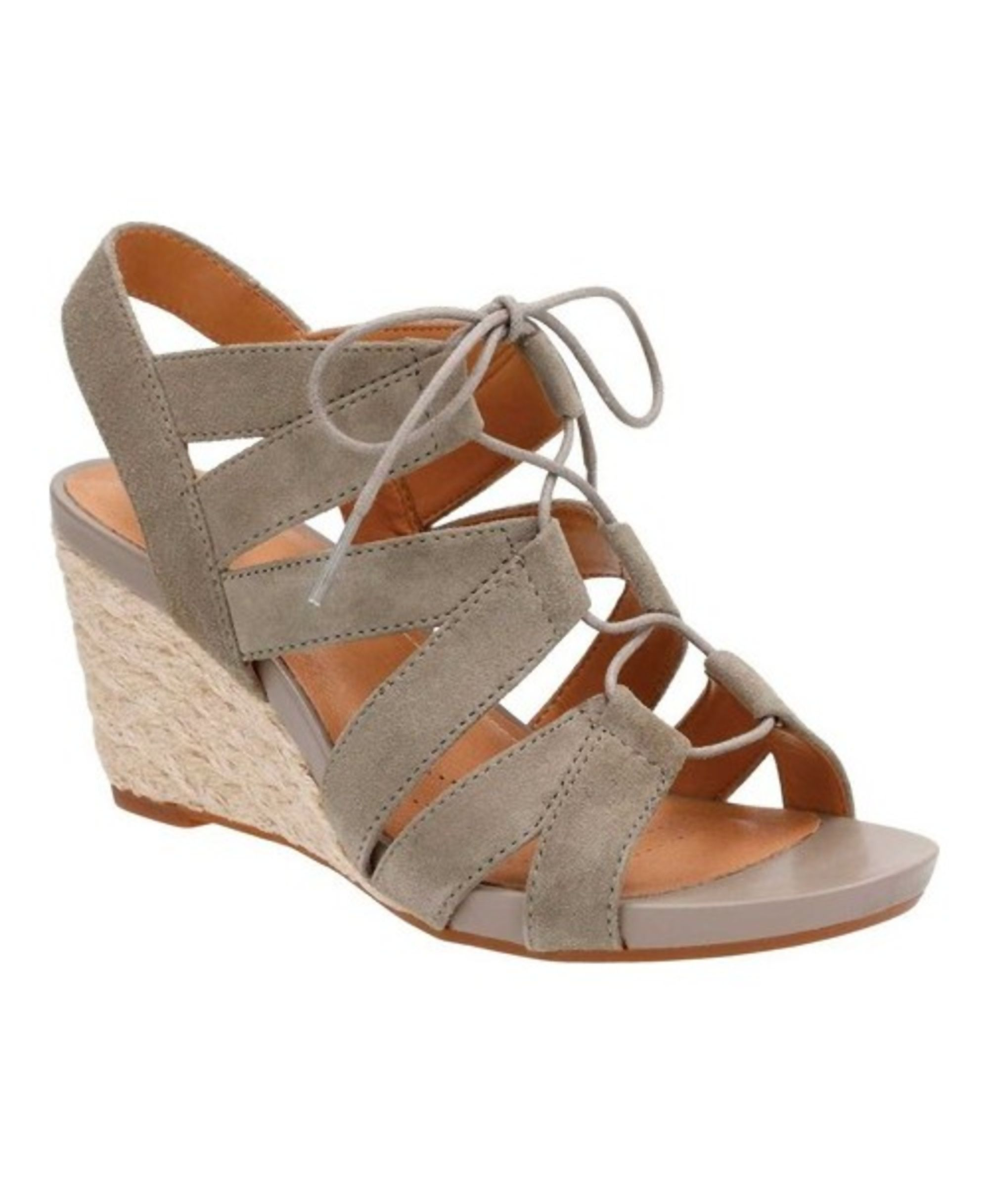 CLARKS | Clarks Women's Acina Chester Strappy Wedge #Shoes #Sandals #CLARKS