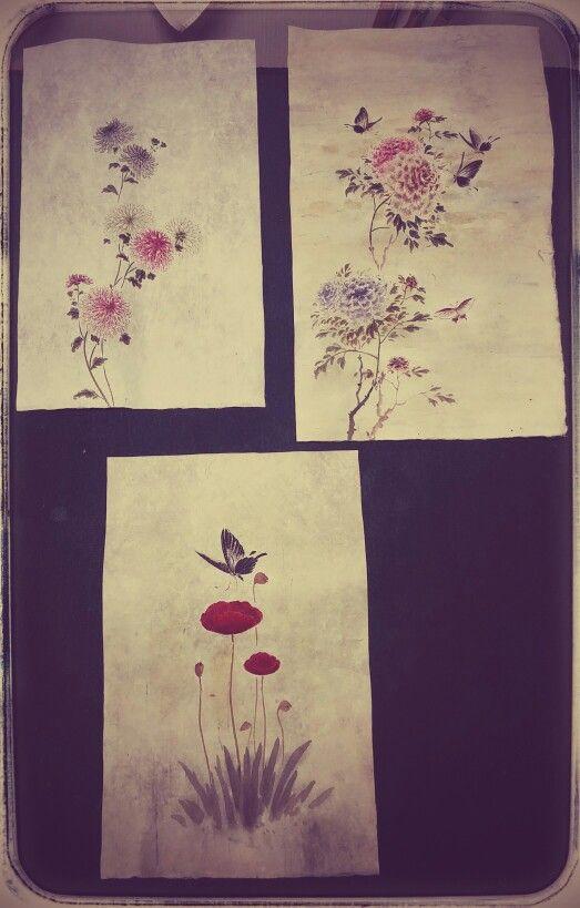 DaSoul - 꽃 작품