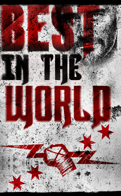 Cm Punk Best In The World By Alitaker Cm Punk Wwe Wallpapers Punk