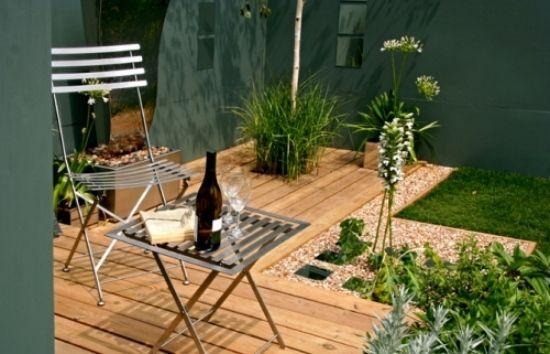 Ideen Kleinen Garten Wenig Platz Kleine Sitzecke | Kleine Grüne ... Design Ideen Kleinen Garten
