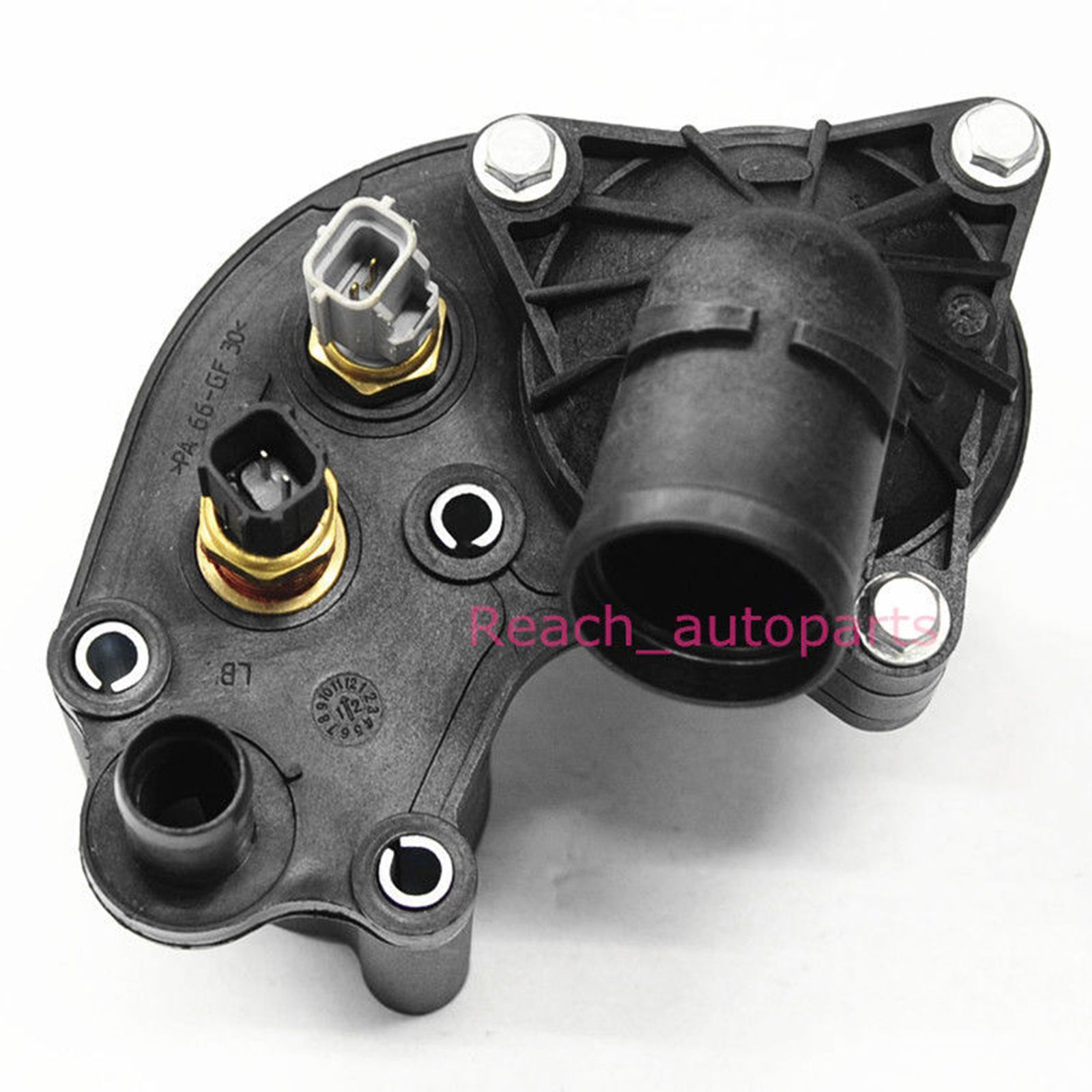 Thermostat Housing W Sensors For 97 01 Ford Explorer Mountaineer 4 0l V6 Oe Yu3z 8a586 Aa Yu3z 8a586 Yu3z8a Ford Explorer Electronic Products Gaming Products