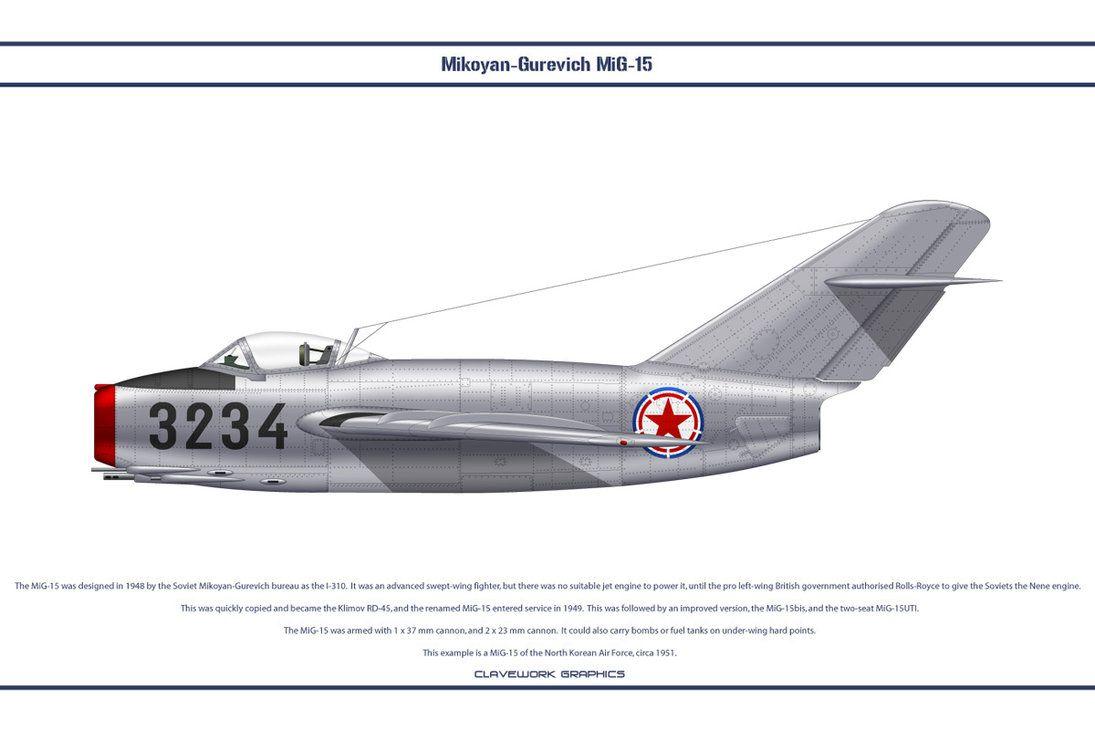 """Os soviéticos sabiam que tinham um vencedor no MiG-15, codinome """"Fagot"""" pela OTAN e produziram 12.000 do velozes jatos."""