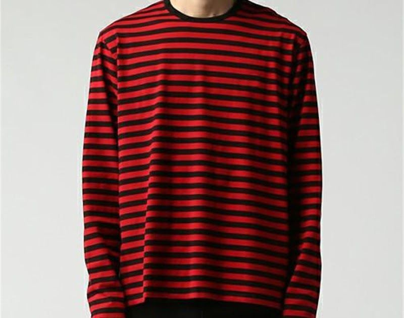 6f3edc3bb81c SALE VERSMA BTS Kpop Korean Harajuku GD Black White Striped T-shirt Men  Women Unisex Loose Oversized Extra Long Sleeve Couple T Shirt