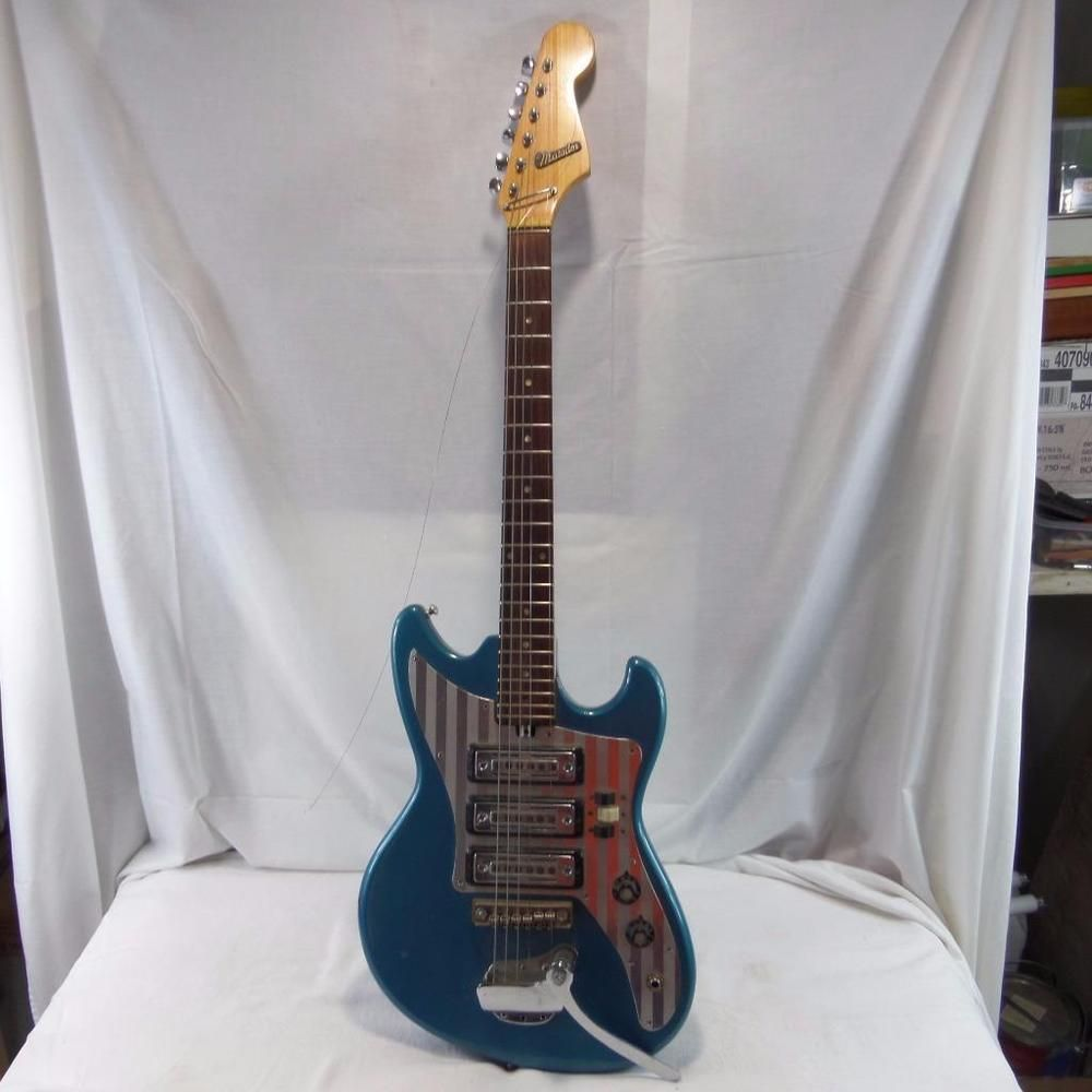 1960's vintage Teisco Del Ray made
