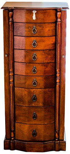30+ Hives and honey robyn jewelry armoire walnut information