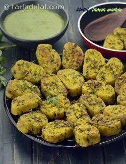 Methi jowar muthia recipe by tarla dalal tarladalal 22356 methi jowar muthia recipe by tarla dalal tarladalal 22356 forumfinder Gallery