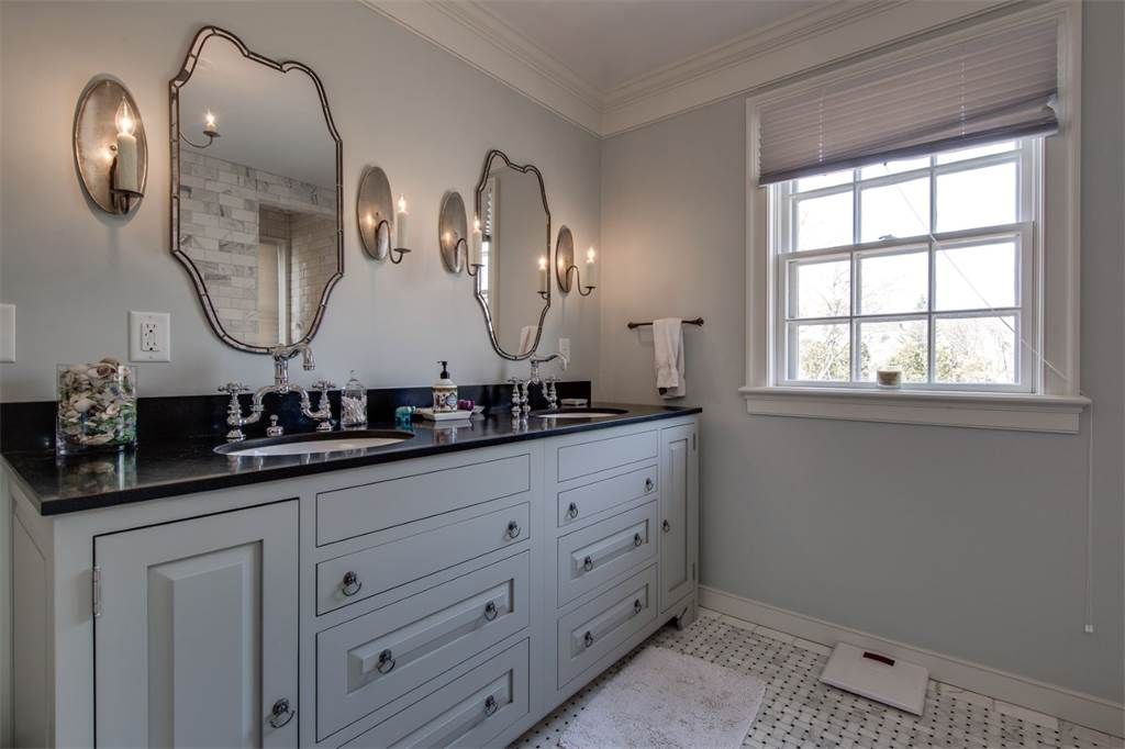 bathroom mirror inspiration