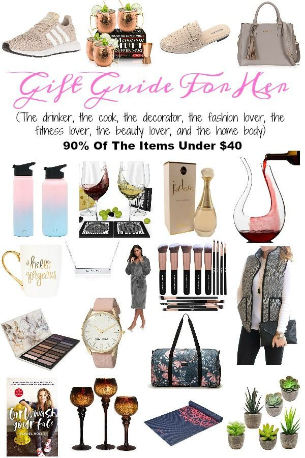Gift Guide For Her | Sister in law gifts, Law christmas ...