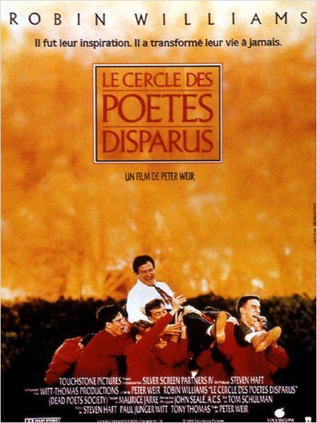 Le Cercle Des Poetes Disparus Film Affiche Film Le Cercle Des Poetes Disparus