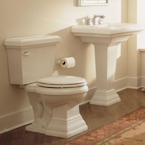 American Standard Town Square 27 Inch Pedestal Sink Pedestal