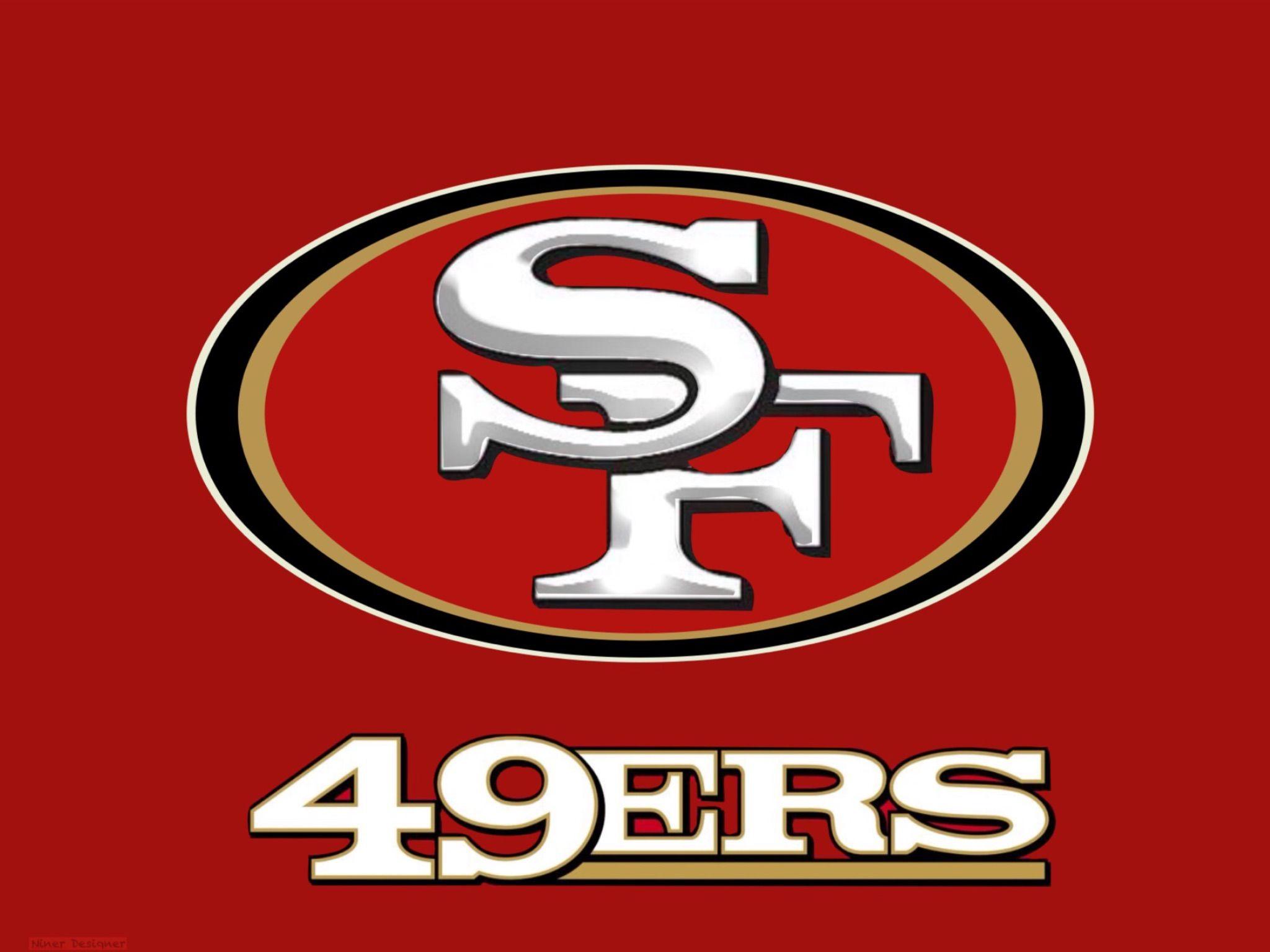 49er D Signs 0602 San Francisco 49ers Logo San Francisco 49ers 49ers