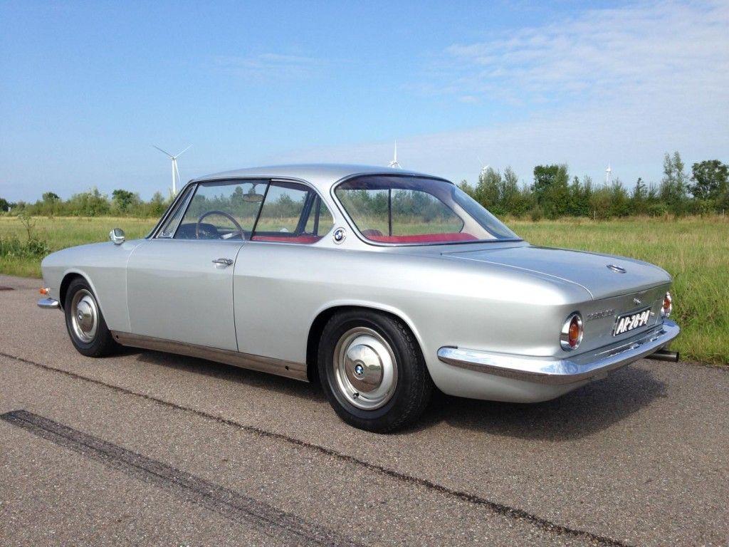 1965 BMW 3200 CS Rear | B M W | Pinterest | BMW, Classic cars online ...