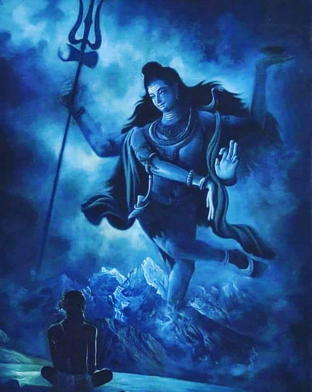 Shiv Mahadev HD Wallpaper for Shivratri 2019 | Talk2Trend