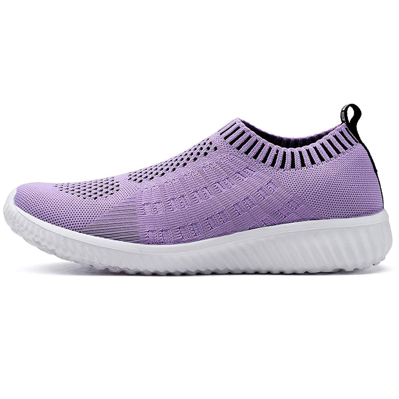 Tiosebon Slip-on Walking Shoes