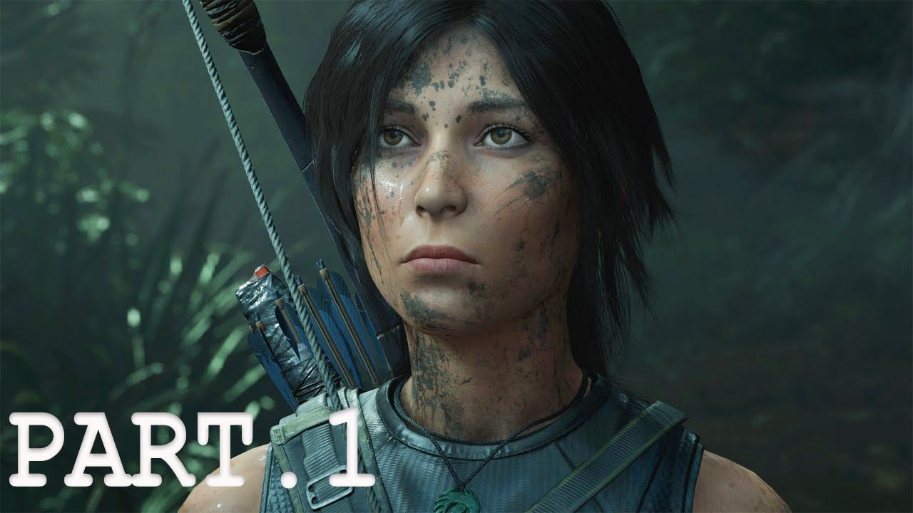 Shadow Of The Tomb Raider Gameplay Walkthrough Part 1 Ultra Hd Tomb Raider Tomb Raider Full Movie Tomb
