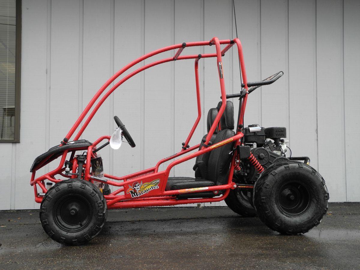 The American Sportworks 5210 Marauder off-road go kart