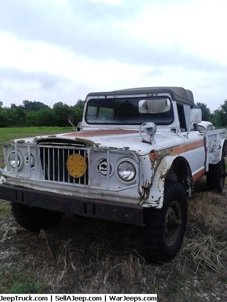 Military Jeeps For Sale and Military Jeep Parts For Sale - 1968 M715