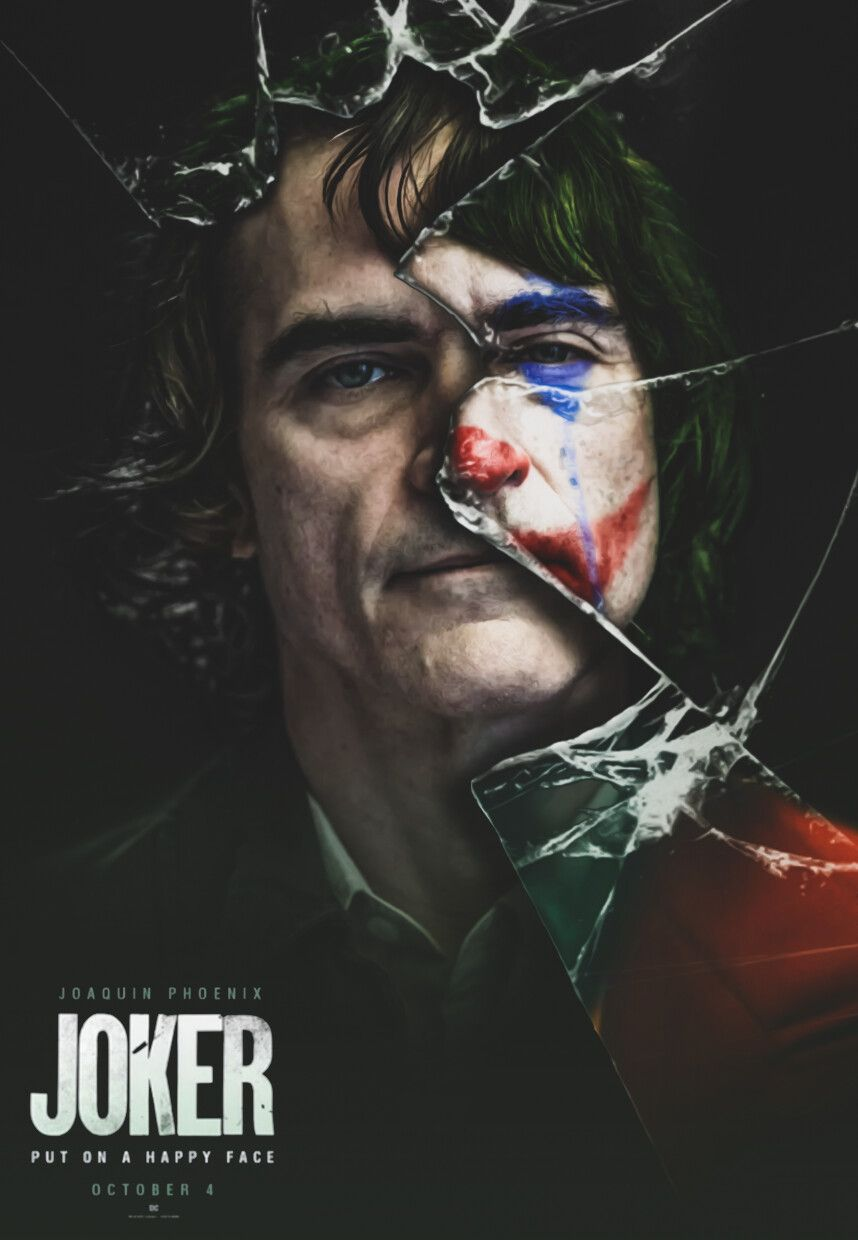 Joker Shattered Mind Posters By Eddie Cyrillusgoal I Wanted To