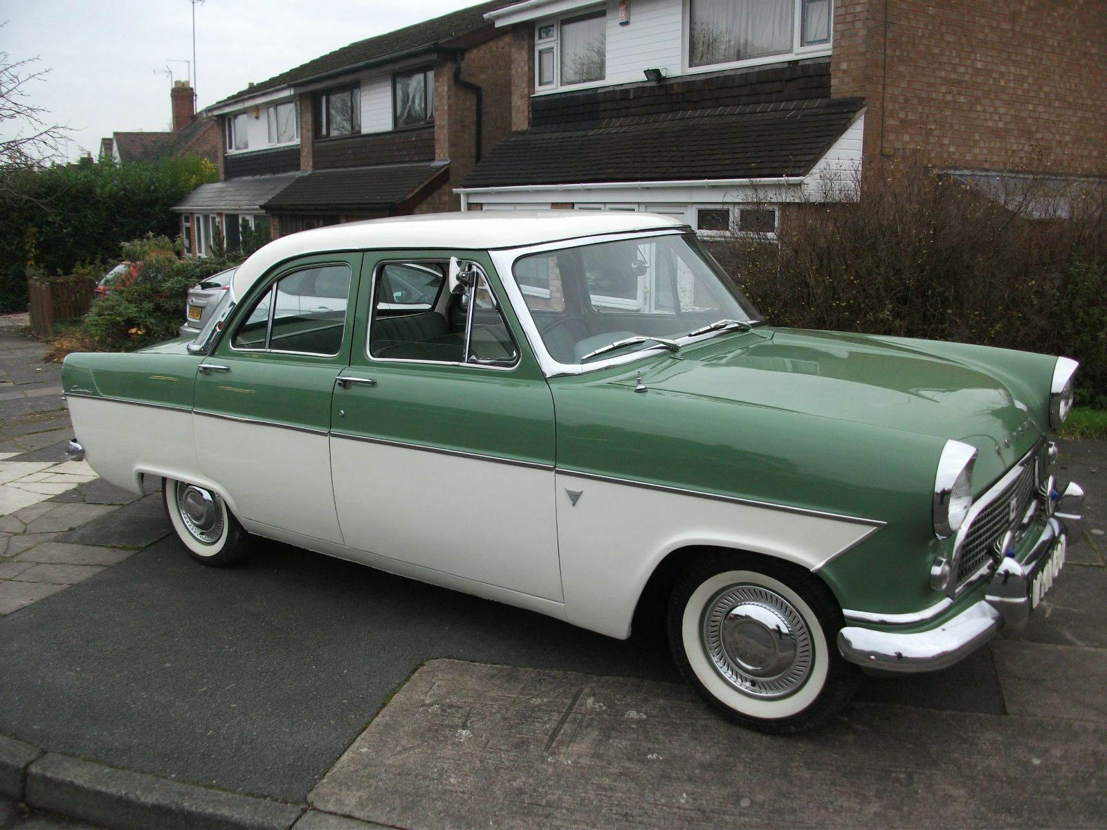 1959 Ford Consul Mk 2 Classic Cars Ford Classic Cars Classic