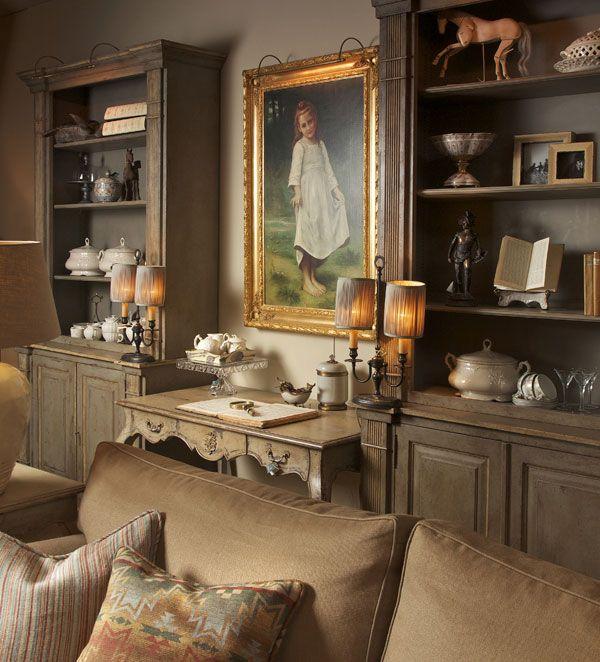 Amelink Exclusieve Interieurs   Franse Stijl Interieursstring(2) \