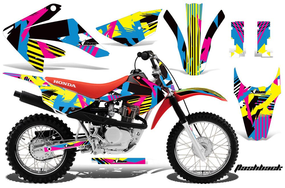Dirt Bike Sticker Kits Dirt Bike Sticker Kits XLR Pinterest - Custom motorcycle stickers kits