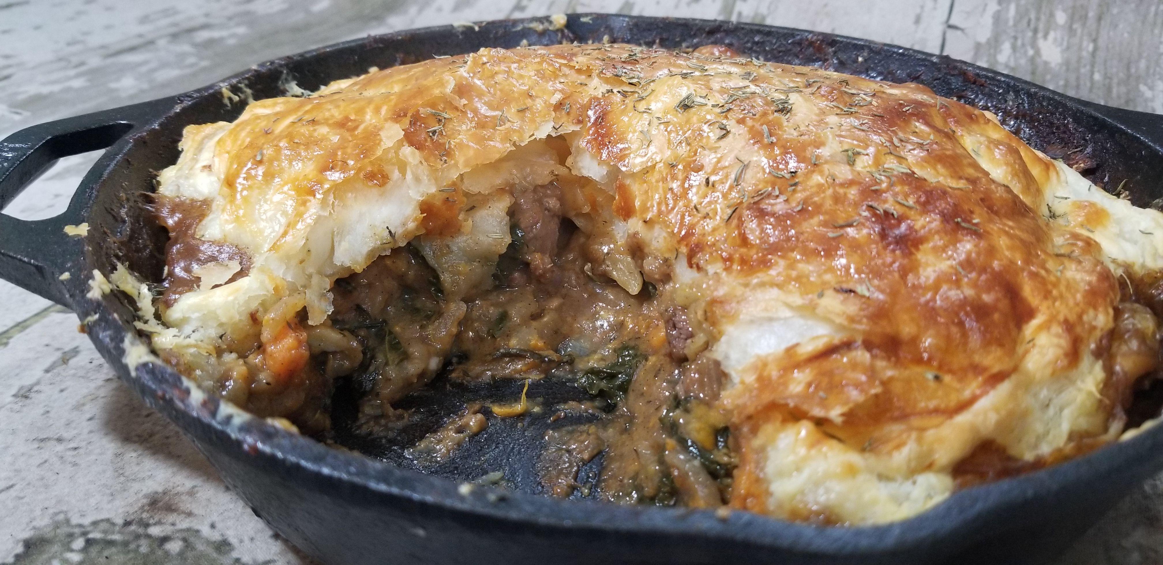 Steak and Sweet Potato Pie   Sweet potato pie, Potato pie