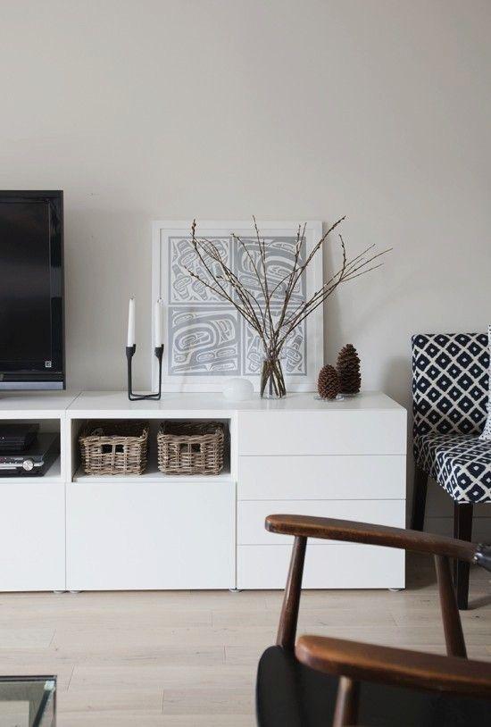Einrichtung schlicht und einfach f r das wohnzimmer - Einrichtung dekoration ...