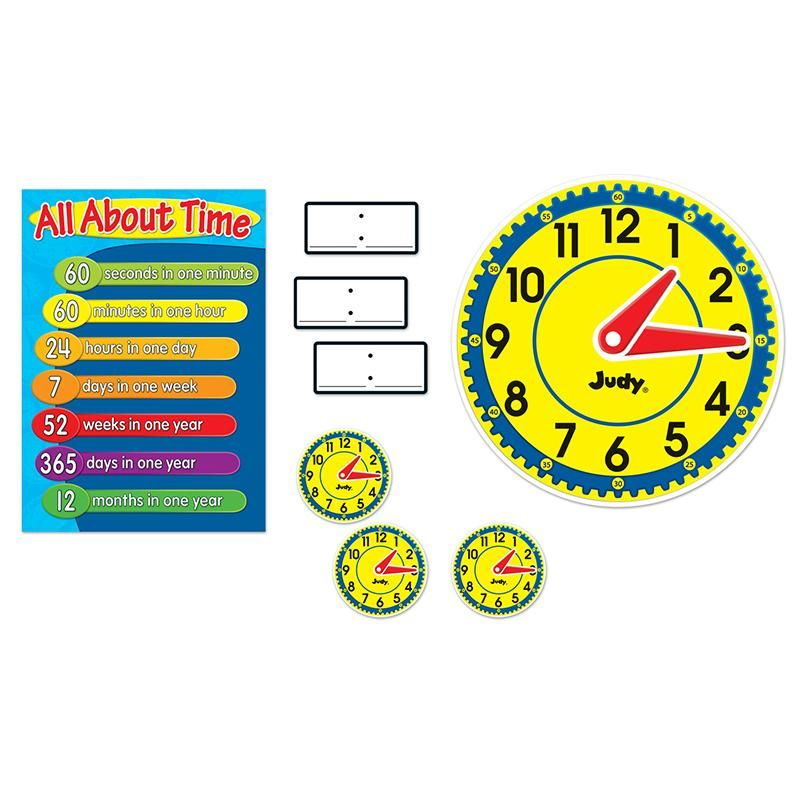 JUDY CLOCK BB SET