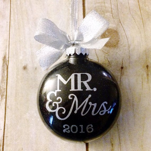 Ornament Personalized Wedding