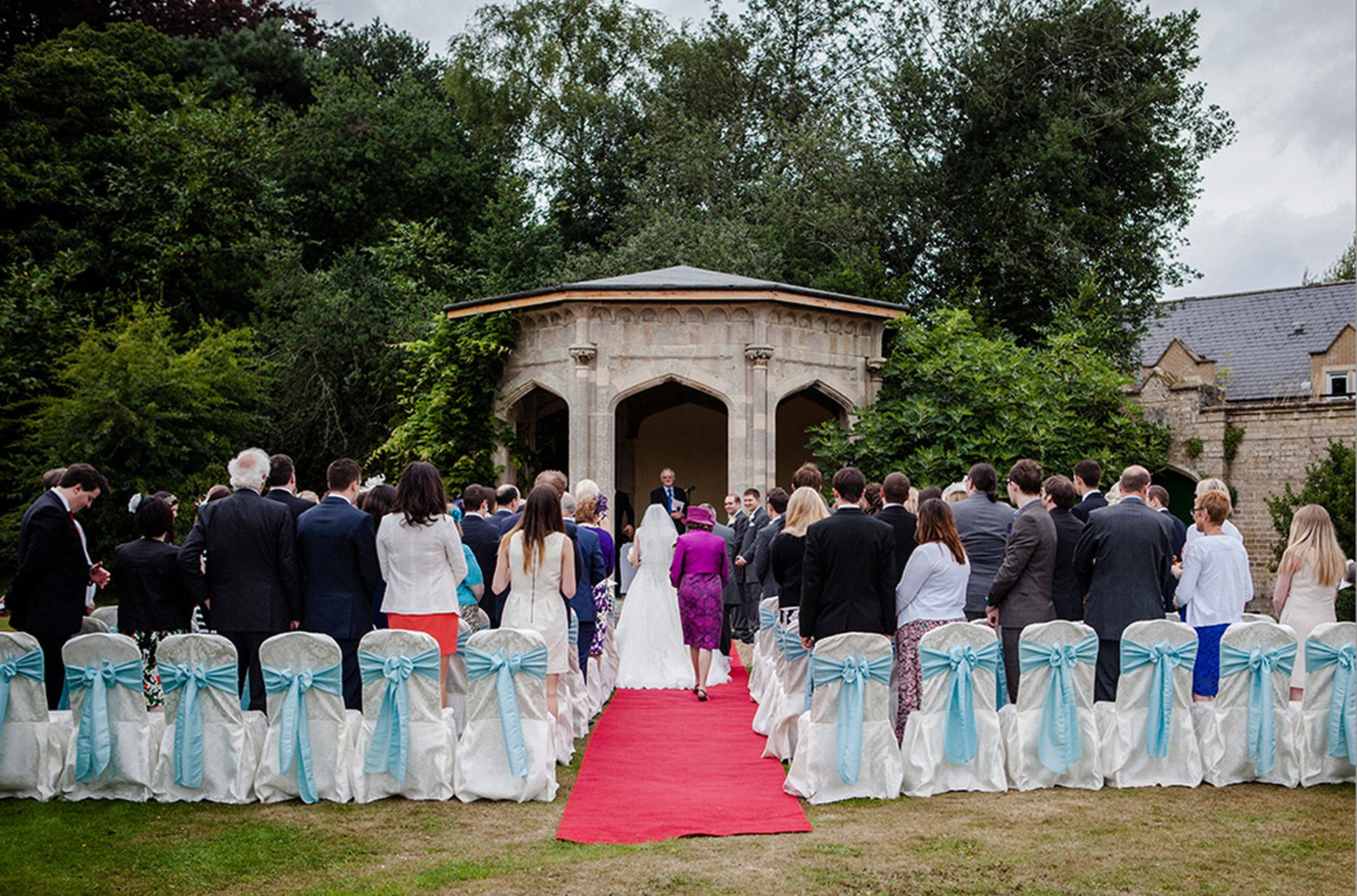 Wedding Ceremony Packages: Outdoor Wedding Ceremony