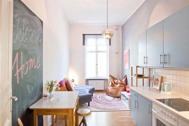Casas con diseño para alojarte en Berlín - Tendencias Deco: Berlín 2017 - ESPACIO LIVING