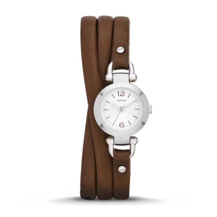 Préférence montre femme bracelet double,montre bracelet femme double tour  FP54